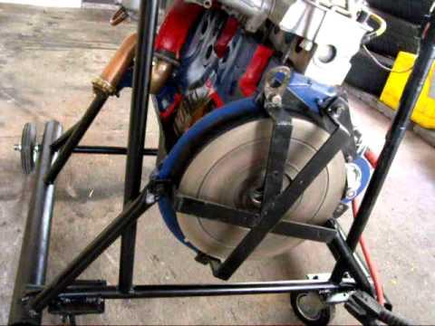 Cutaway L28 Engine