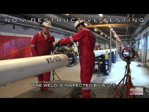 Spoolbase Pipeline Fabrication