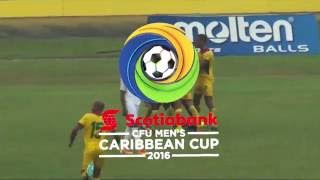 Scotia bank UFC Caribbean Cup 2016 Surinam vs Guyana Group 1 Round 3