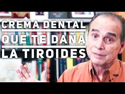Episodio #1387 Crema dental que te daña la tiroides