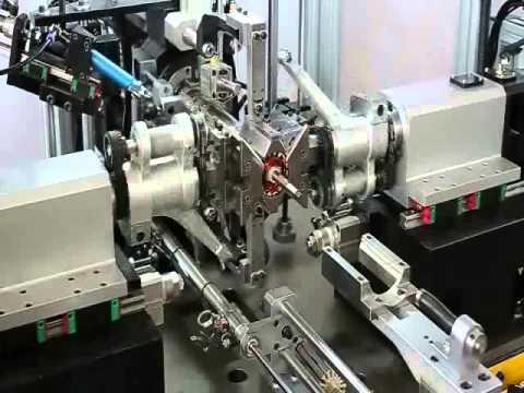 Armature winding of dc machine video