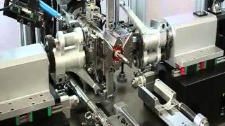 Automatic Armature Winding Machine-Nide Mechanical
