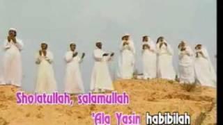 ARABIC SALAM (Aala Yasin Habibillah) HADAR MUSTAFA, By : Lajpals
