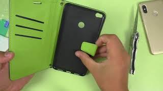 видео Чехол для Xiaomi Mi Max 2 | купить чехлы на Xiaomi Max 2 и аксессуары - wookie.com.ua