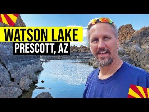 Prescott, AZ: Watson Lake | Things To Do In Arizona | (Prescott, Arizona)