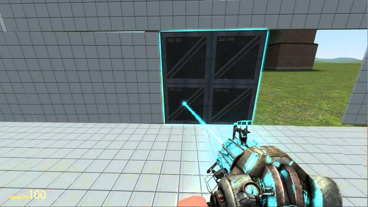 garrys mod tutorial build a npc arena