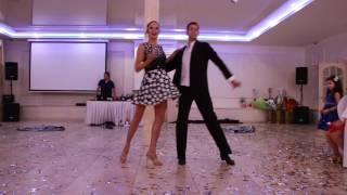 Шоу трансформация костюмов на свадьбе 03.09.16