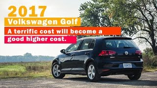 2017 Volkswagen Golf 1.8T TSI Automatic, A terrific cost will become a   good higher cost.