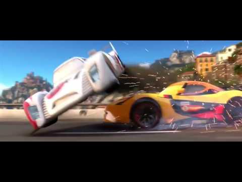 Lightning McQueen - Mater's Tall Tales McQueen Cars 2