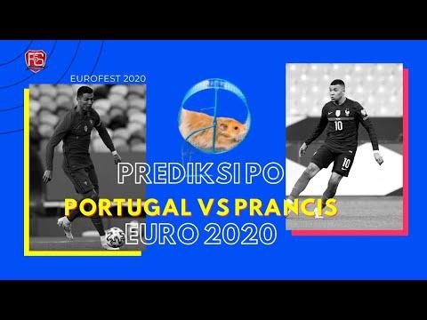 Prediksi PO Euro 2020 Portugal vs Prancis