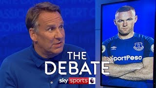 Is Rooney right to move to the MLS? | Merson & Bellamy | The Debate