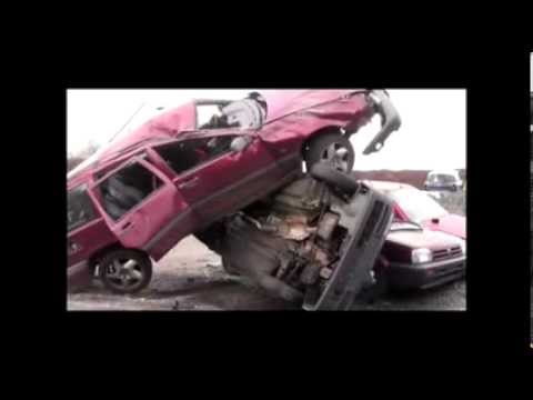 The Indestructible Volvo Safest Cars In The World - YouTube