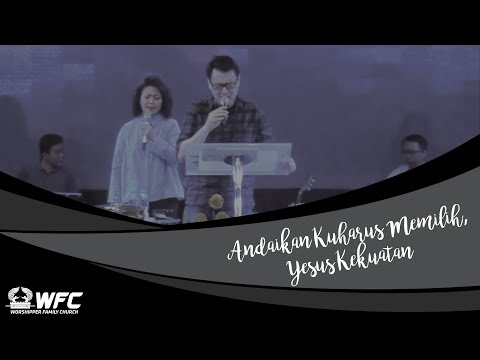 Andaikan Kuharus Memilih, Yesus Kekuatan, Gunung KudusMu, Broken Vessels