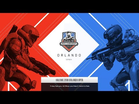 HaloWC 2018 Orlando Open - Day 1