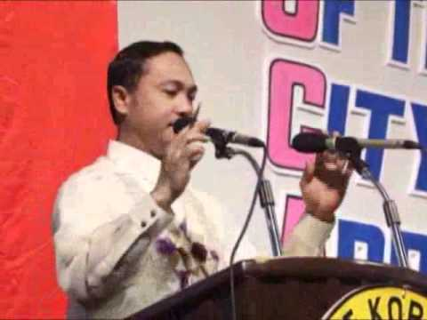 State Of the City Address 2011 by Hon. Mayor Peter B. Miguel, M.D., FPSO-HNS part1