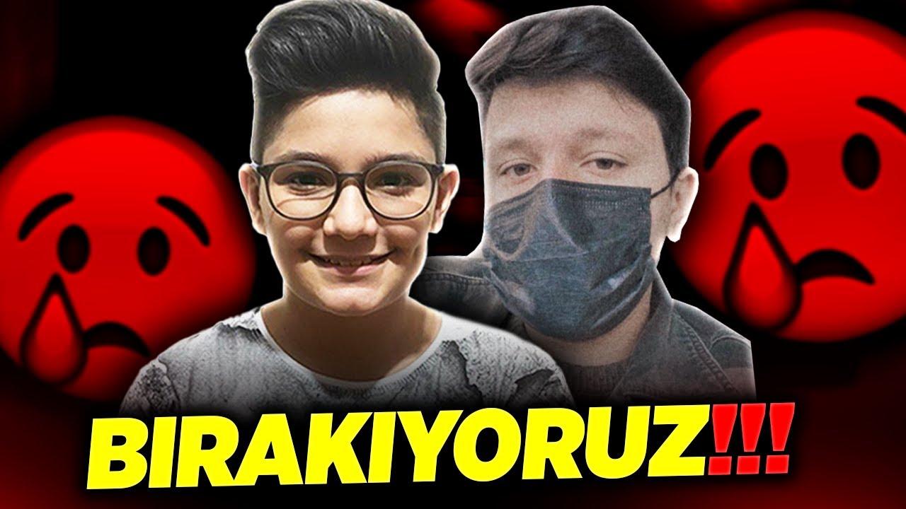 BIRAKIYORUZ!! BUNU YAPMAK ZORUNDAYIZ!!!