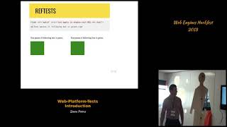 Simon Pieters  - Web-Platform-Tests Introduction thumbnail
