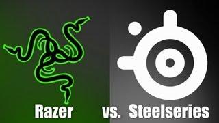 обзор steelseries rival