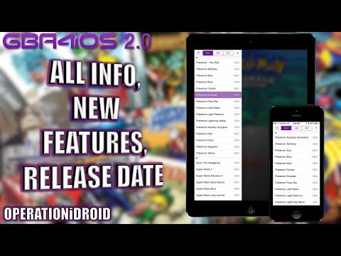 GBA4iOS 2 0: Everything you need to know before 2/19/14