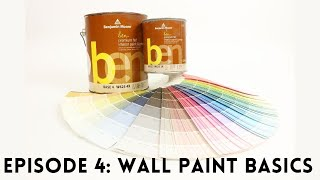 Wall Paint Types and Stenciling Basics by Cutting Edge Stencils