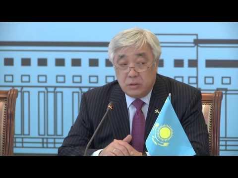 Mogherini Signs Kazakh Deal At Central Asia Talks