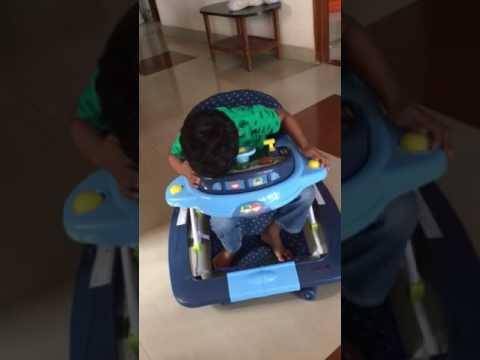 Riki loves ray's walker