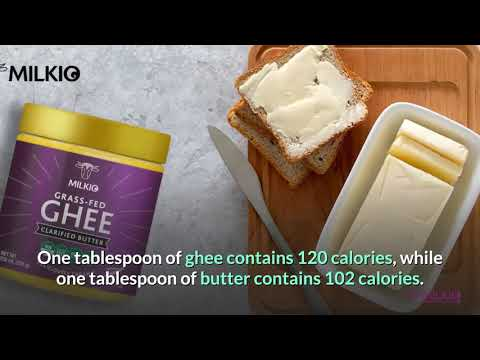 Grass-fed Ghee vs. Butter: which is better in the ketogenic diet