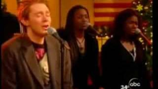 Clay Aiken - Mary Did You Know - American Idol