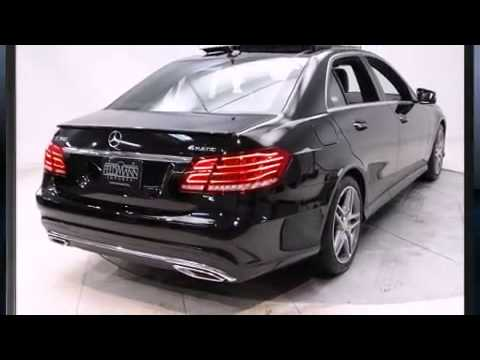 45d22a03cd 2015 Mercedes-Benz E-Class E350 4MATIC Sport - YouTube