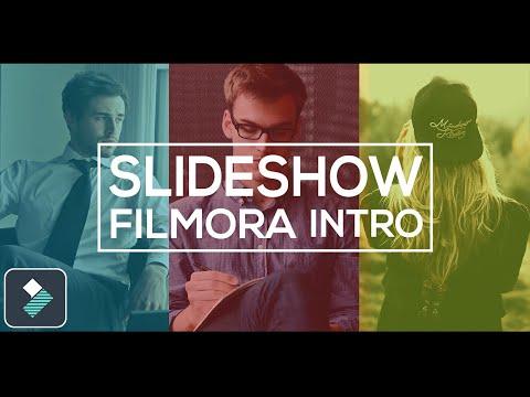 Filmora (Fast Slideshow Intro) Tutorial: How To Edit With Filmora