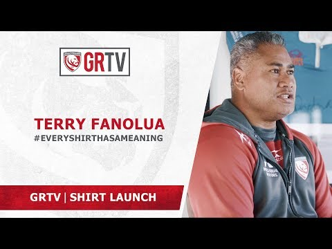 Terry Fanolua looks back on that famous day in 2003