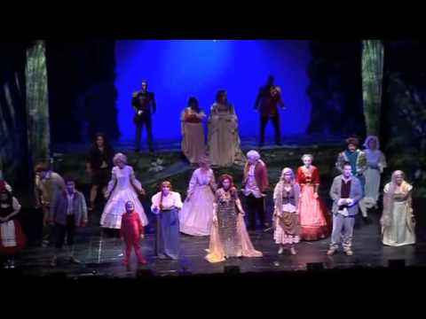 Into The Woods- Act 2 Finale And Bows- Stars Musical Theatre Company