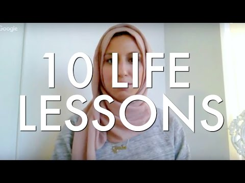 10 Life Lessons I've Learned in 10 Years - Haute Hijab