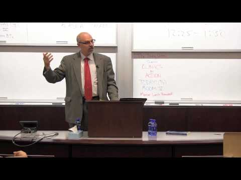 "Tom Ginsburg, ""An International Court for Constitutional Law"""
