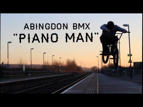 ABINGDON BMX  PIANO MAN