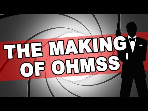 The Making of On Her Majesty's Secret Service - Charles Helfenstein Interview