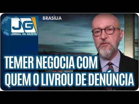 Josias de Souza | Presidente negocia com os partidos que o livraram da denúncia de corrupção