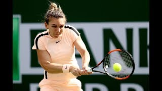 2018 Indian Wells Day 8 | Shot of the Day | Simona Halep streaming