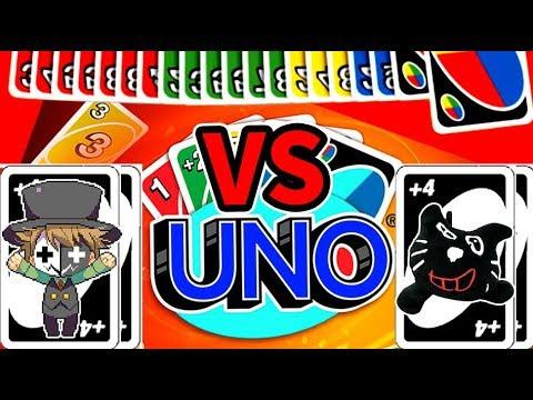『 レトルト VS キヨ 』協力と裏切りまみれの絶叫UNO対決!!
