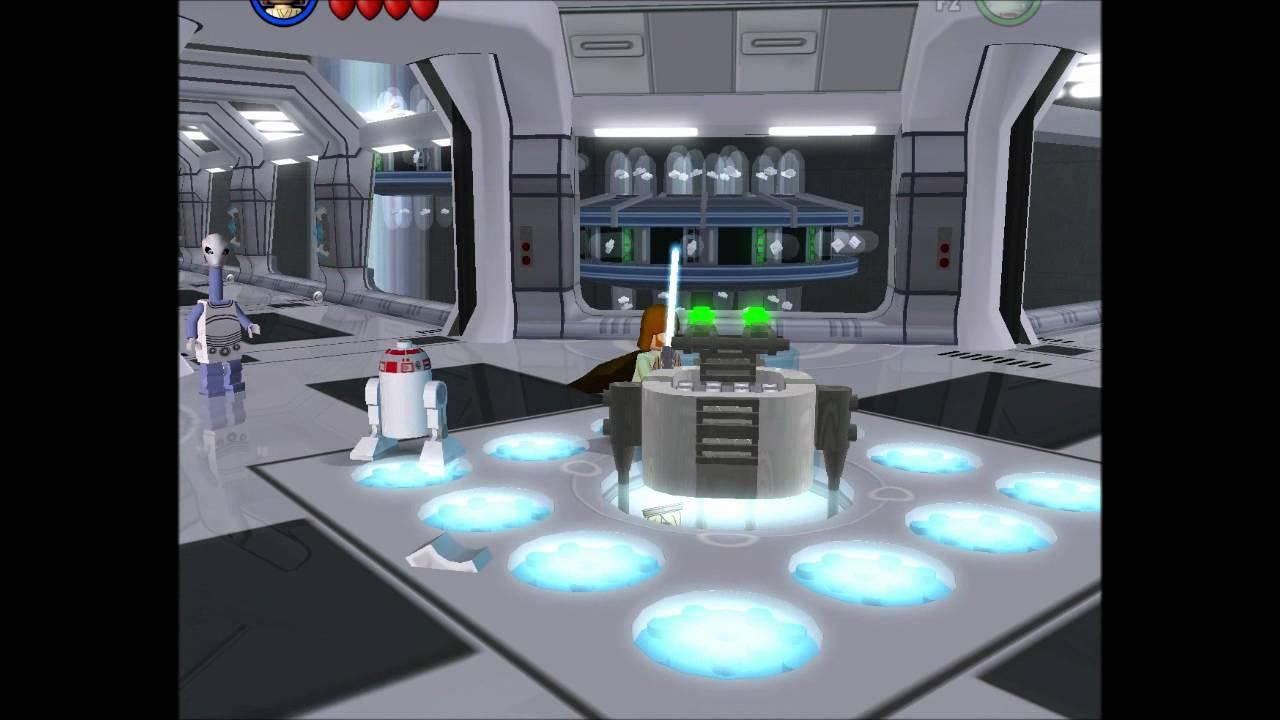 Lego star wars 2 cheats