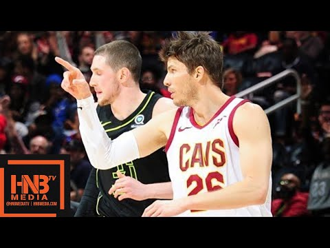 Cleveland Cavaliers vs Atlanta Hawks 1st Half Highlights / Feb 9 / 2017-18 NBA Season