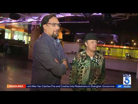 KTLA celebrates 20 years of the Conga Room with Paul Rodroguez and Jimmy Smits