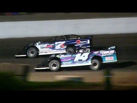 19th Annual Birthday Race 7-15-17 Oakshade Raceway Late Model Feature