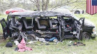 Métal de la mort: Des rockers des groupes Khaotika and Wormreich meurent dans un crash de van
