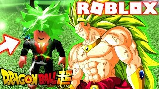 SUPER DB ROBLOX! THE BEST SAYAJIN SIMULATOR-LEGENDARY SUPER SAYAJIN!