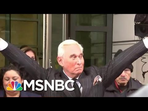 Developments In Three Robert Mueller-Related Cases Advance Trump Scandal | Rachel Maddow | MSNBC