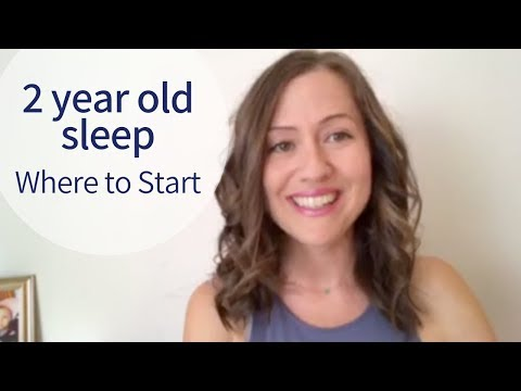 2 Year Old Sleeping Problems Where to Start!