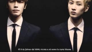 Donghae (Super Junior) - First Love (Sub Espa?ol)