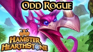 [ Hearthstone S59 ] Odd Rogue - Rastakhan