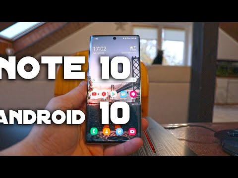 How to get - Samsung Galaxy Note 10 - Beta Update to Android 10 and ONE UI 2.0